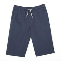 George Boys' Cotton Short Navy L