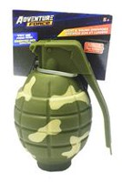 Adventure Force Light and Sound Toy Grenade