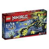 LEGO® Ninjago - Chain Cycle Ambush (70730)