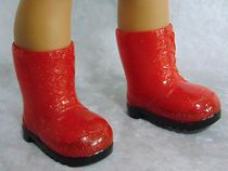 My Life As Red Glitter Boots