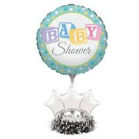 Creative Converting Balloon Baby Shower Centrepiece Kit