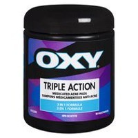 OXY® Medicated Acne Pads Triple Action 90
