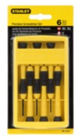 Stanley 6-Piece Precision Screwdriver Set (66-052)