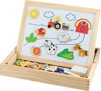 kid connection Magnetic Drawing Box