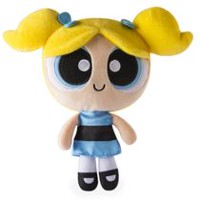 "Powerpuff Girls 8"" Plush Bubbles Toy"