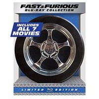 Fast & Furious Blu-ray Collection: Fast & Furious 1-7 (Limited Edition) (Blu-ray + Digital HD) (Bilingual)
