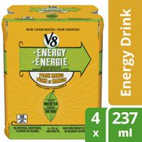 V8 + ENERGY™ Peach Mango Caffeinated Energy Drink