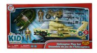 kid connection Helicopter Playset