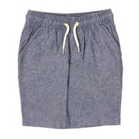 George Toddler Boys' Pull-On Shorts Blue 3T
