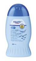 Equate 2 in 1 Kids Blueberry Shampoo