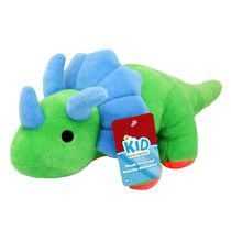 kid connection Green Plush Dinosaur