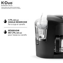 Keurig K-Duo Essentials Single Serve K-Cup Pod & Carafe Coffee Maker - image 3 of 9