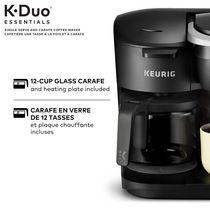 Keurig K-Duo Essentials Single Serve K-Cup Pod & Carafe Coffee Maker - image 4 of 9