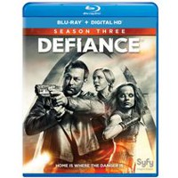 Defiance: Season Three (Blu-ray + Digital HD)