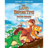The Land Before Time: The Original Movie (Blu-ray + Digital HD) (Bilingual)