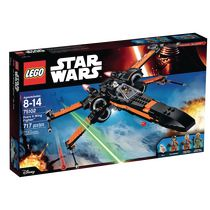 LEGO Poe's X-Wing Fighter de Star Wars