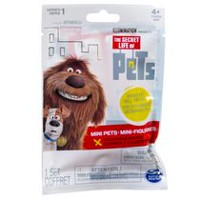The Secret Life of Pets Ozen Mini Pets Collectible Figures