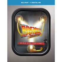 Back To The Future: The Complete Adventures (Limited Edition Flux Capacitor Packaging) (Blu-ray + Digital HD) (Bilingual)