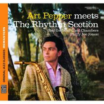 Art Pepper - Art Pepper Meets The Rhythm Section