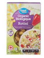 Great Value Organic Rotini