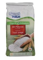 Great Value Organic All-Purpose Flour