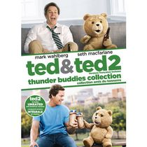 Ted & Ted 2: Thunder Buddies Collection (Unrated) (Bilingual)