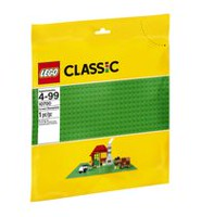 LEGO(MD) Classic - Plaque de base verte (10700)