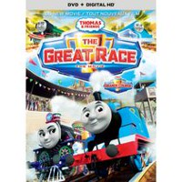 Thomas And Friends: The Great Race - The Movie (DVD + Digital HD) (Bilingual)