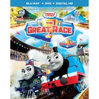 Thomas And Friends: The Great Race - The Movie (Blu-ray + DVD + Digital HD) (Bilingual)