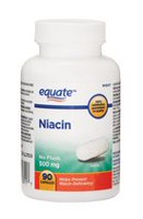 Equate Niacin No Flush Capsules