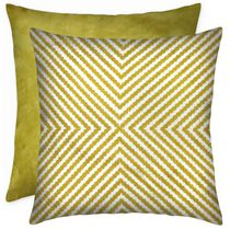 hometrends Embroidered 2 Pack Decorative Pillows
