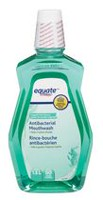 Equate Original Mint Flavour Antibacterial Mouthwash