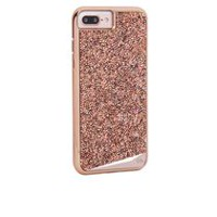Case-Mate Brilliance Case for iPhone 7 Plus in Rose Gold