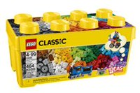 LEGO® Classic - Medium Creative Brick Box (10696)