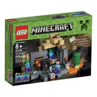 LEGO® Minecraft Creative Adventure - The Dungeon (21119)