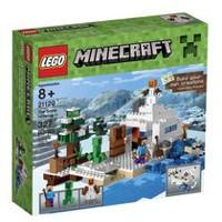 LEGO® Minecraft Creative Adventure - The Snow Hideout (21120)