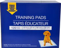 Price First Puppy Training Pads