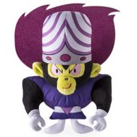"Powerpuff Girls 8"" Plush Mojo Jojo Toy"