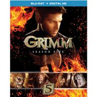 Grimm: Saison 5 (Blu-ray + Digital HD) (Bilingue)