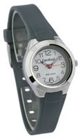 Cardinal Ladies' Grey Plastic Strap Analog Watch