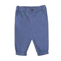 George baby Boys' Cotton Chinos Washed Blue 18-24 months