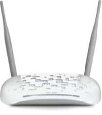 300Mbps Wireless N ADSL2+ Modem RouterTD-W8961ND