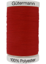 Gutermann Sew-All 100% Polyester Thread 500m - Cardinal Red