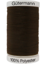 Gutermann Sew-All 100% Polyester Thread 500m - Brown