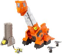 Dinotrux Skya's Tall Tail Slide Playset