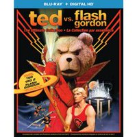 Ted Vs. Flash Gordon : La Collection par excellence (Blu-ray) (Bilingue)