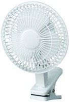"6"" Clip on Fan - Royal Sovereign"