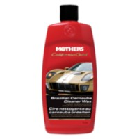 Mothers Brazilian Carnauba Cleaner Wax - Liquid