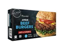 Belmont Meats Angus Beef Burgers