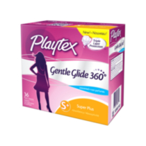 Playtex® Gentle Glide® Super Plus Unscented Tampons 36 count